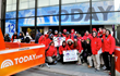 SBU ATEP at The Today Show plaza 2.28.14