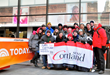Cortland ATEP at The Today Show plaza 2.28.14