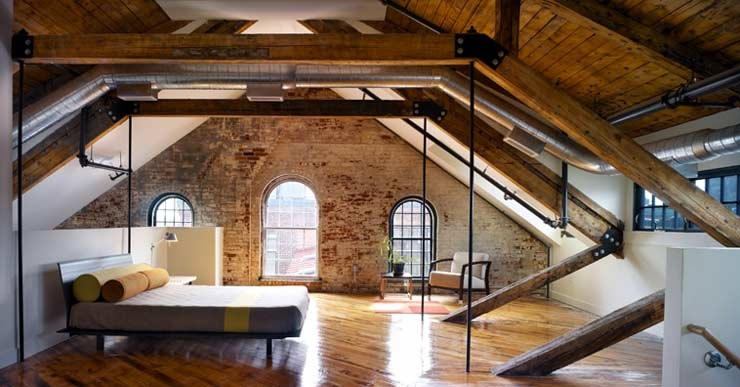 Large Stately Houses And Creative Lofts Highlight