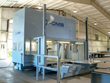 DMS Enclosed 5 Axis Twin Moving Tables CNC Vertical Machining Center
