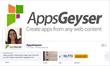 AppsGeyser Offers Multiple App Distribution Tools