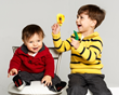 Jewish Toy Store, Oy Toys, Holding Baby Contest Jan 18