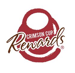 Crimson Cup Coffee & Tea Rewards Program Logo