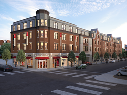 257 Thayer Rendering