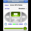 Secure Dictation App for Financial Advisors from wordZXpressed Transcription Services