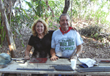 Tony D'Urso with Masaya Site Coordinator, Bonnie Gordon