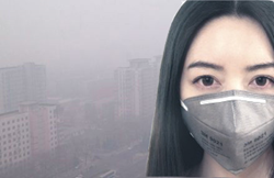 The MoWeather Team executes CSR with social remedies against Beijing smog