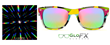 GloFX Diffraction Glasses