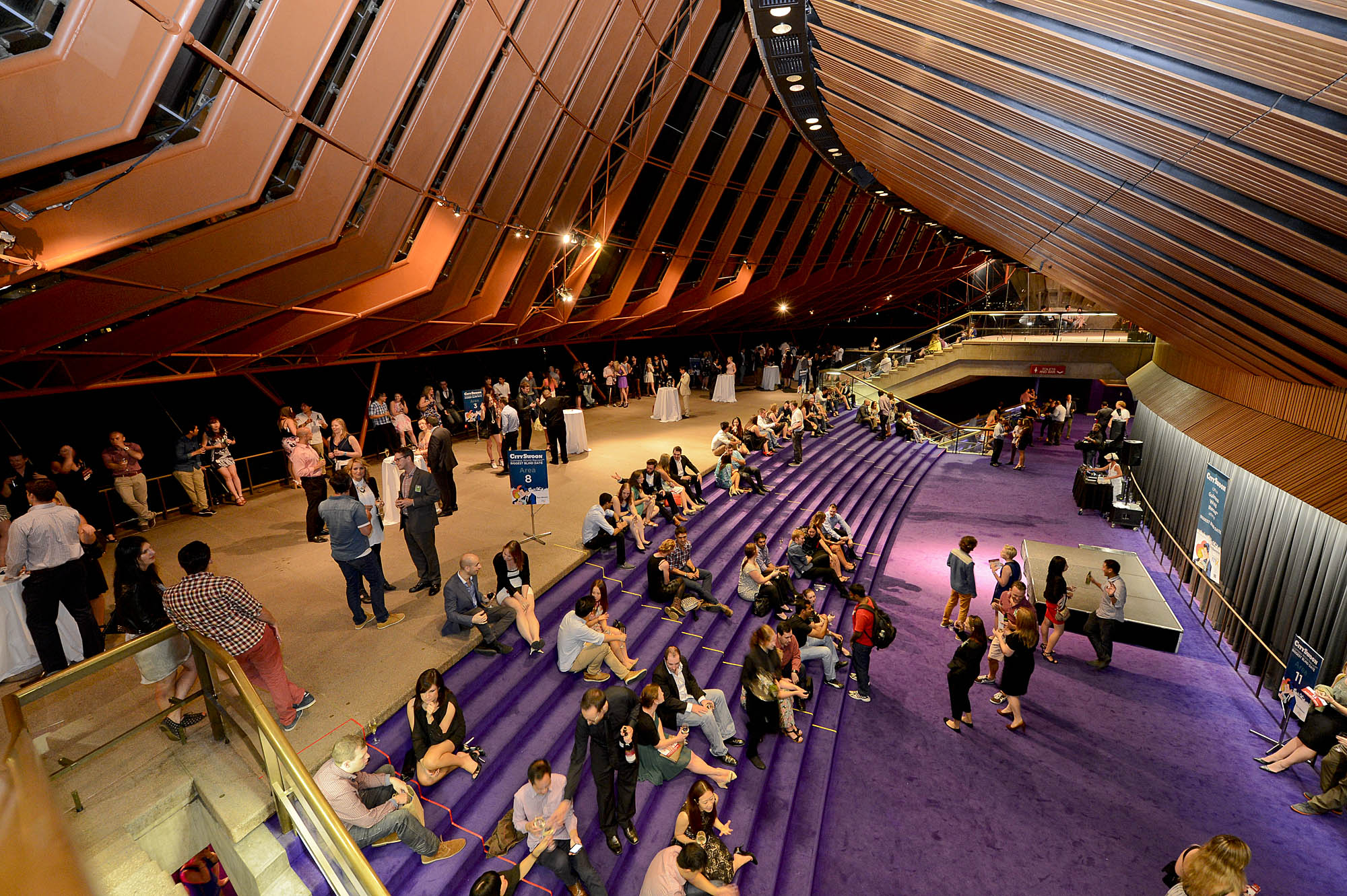 Sydney Opera House Northern Foyer Map : It s now official brand new guinness world record set for