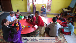 Volunteer Abroad with Disadvantaged Children