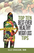 Elle Eriksson Reveals Ten Essential Weight-Loss Tips in New Book