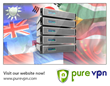 PureVPN Spreading Freedom from 35 Countries