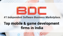top mobile & game development firms india
