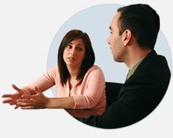 Motivational Interviewing helps patients work towards change