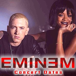 Eminem And Rihanna MetLife Stadium Rose Bowl Comerica Park