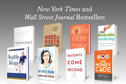 List of NYT and WSJ bestsellers from Greenleaf Book Group