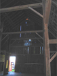 The original barn donated to the Finger Lakes Museum was carefully dismantled and once repaired will be re-raised by New Energy Works in Spring 2014.