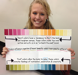 College student puts PSAV's white paper to work