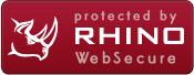 Rhino WebSecure trustmark