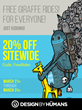 Design By Humans Announces Massive Sitewide Sale