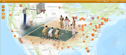 basketball map geodecisions