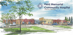 Field Memorial Hospital Expansion Architectural Rendering