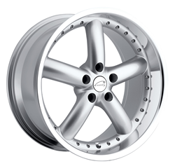 Jaguar Wheels by Coventry - the Hornet in Silver