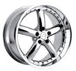 Jaguar Wheels by Coventry - the Hornet in Chrome