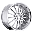 Jaguar Wheels by Coventry - the Whitley in Chrome