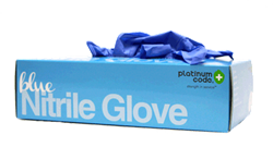 PlatinumCode Nitrile Exam Gloves