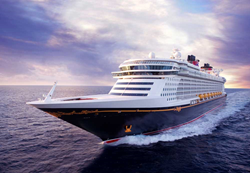 Disney Cruise Line Itinerary