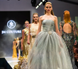 JM Couture Debuts Life is a Runway Collection at Fashion Week El...