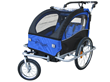 Booyah Strollers Latest Baby Bicycle Trailer for the Active Parent