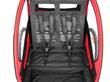 Bike Trailer Inside Seating & Harnesses