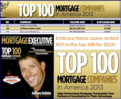 Top 100 Mortgage Companies 2013 Mortgage Executive Magazine