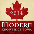 Modern Knowledge Tour - Takes Alternative Thought on the Road