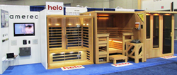Helo Commercial IHRSA Booth 2014