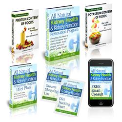 kidney function restoration program review