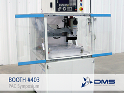 DMS 3 Axis Office Machining Center Debuted as First of the Table Top Series