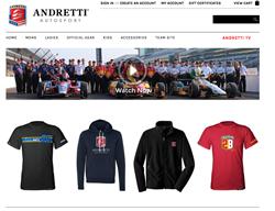 Andretti Cinsay MyCinsay ShopAndretti IndyCar Racing