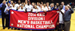 County of Orange to Honor Vanguard University Men's Basketball Team...