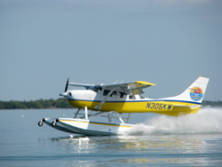 Fly to Little Palm Island/seaplane Key West