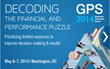 Robbins Gioia Proud Sponsor of Government Performance Summit 2014
