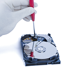 Class 10 Data Recovery Clean Room Services