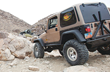 Trail-Gear Creeper Locks Wheel on Jeep JK
