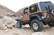 Trail-Gear Creeper Locks Wheel on Jeep JK