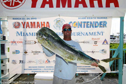 FineAwards.com Provides Crystal Trophies at the Yamaha Contender Miami Billfish Tournament.