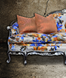 Vinatge Sofa Re-Furbished