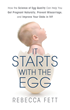 Book Launch: Egg Quality the Key to Improving IVF Odds and Preventing...