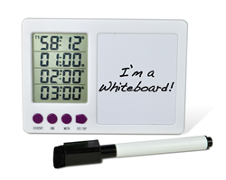 H-B Instrument Durac 4-Channel Timer with Whiteboard